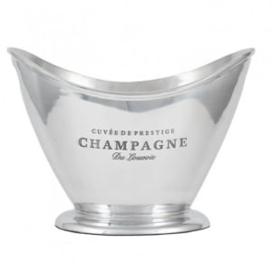 Oval Champagne Cooler
