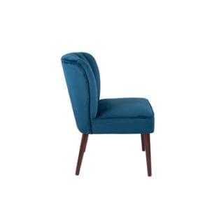 Roweena Sapphire Blue Chair