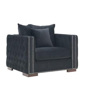 The Madrid Black Chair