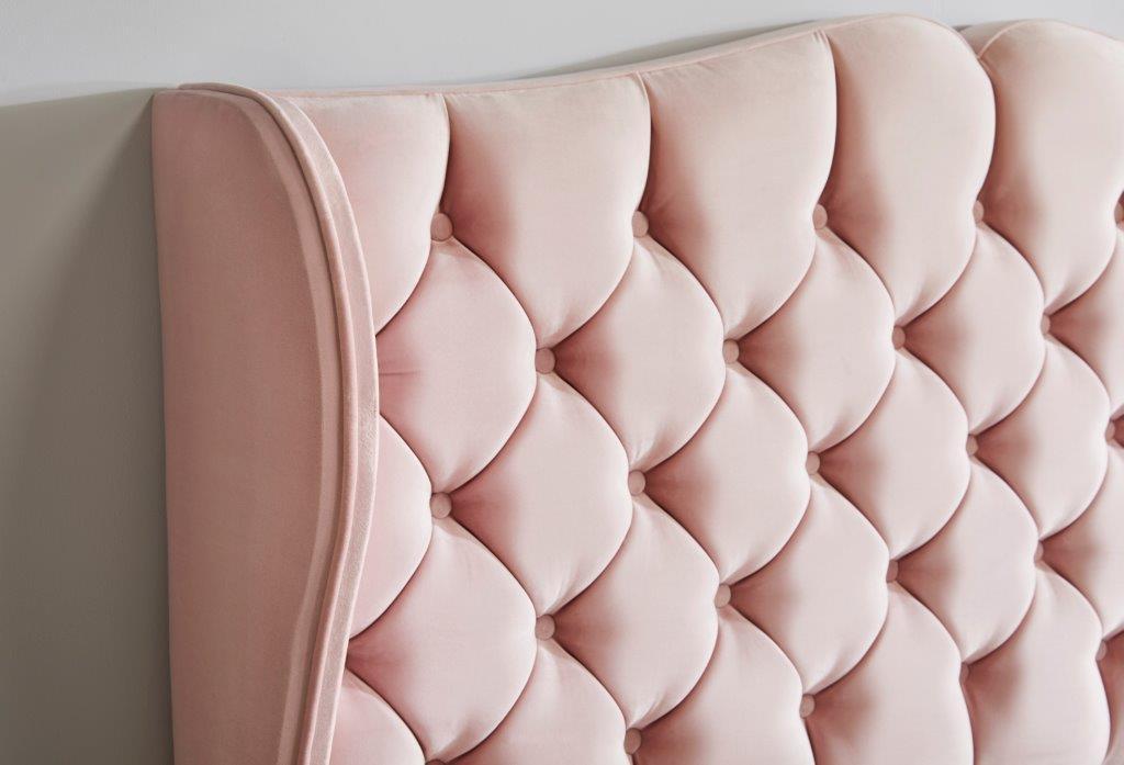 Cupid Pink Bed No5a Interiors