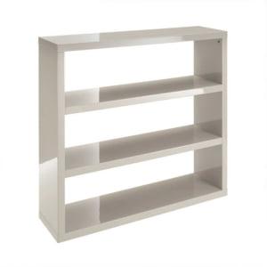 Perla Stone Gloss Bookcase