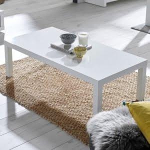 Perla White Gloss Coffee Table