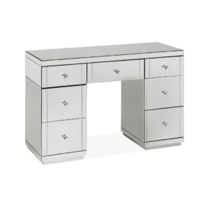 Arabella Glass Dressing Table