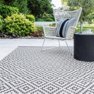 Patio Diamond 12 Rug