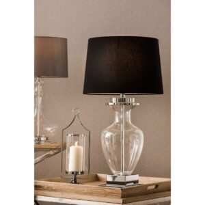 Aspen Glass Table Lamp