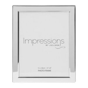 Blair Silver Plated Photo Frame