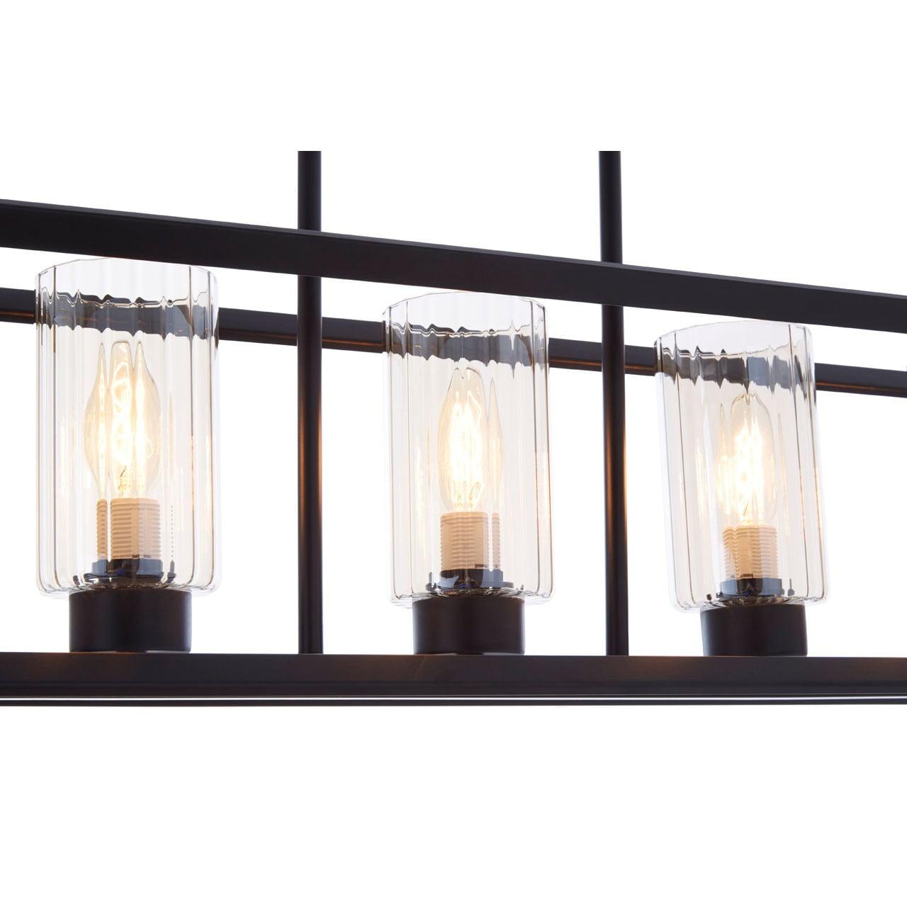 Melina Five-Bulb Pendant Light