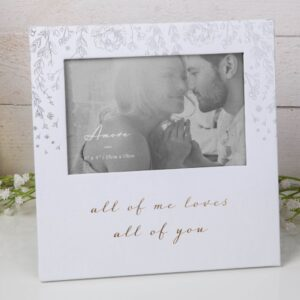 All of Me Loves Photo Frame