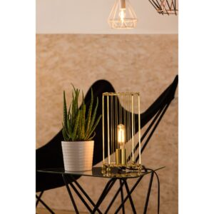 Freya Gold Table Lamp