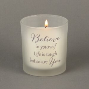 Happy Thoughts 'Believe in Yourself' Candle