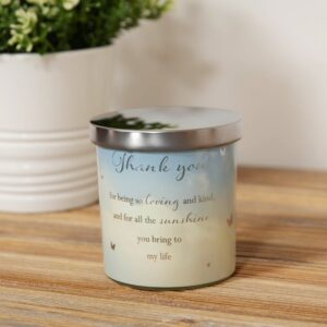 Muse 'Thank You' Scented Candle