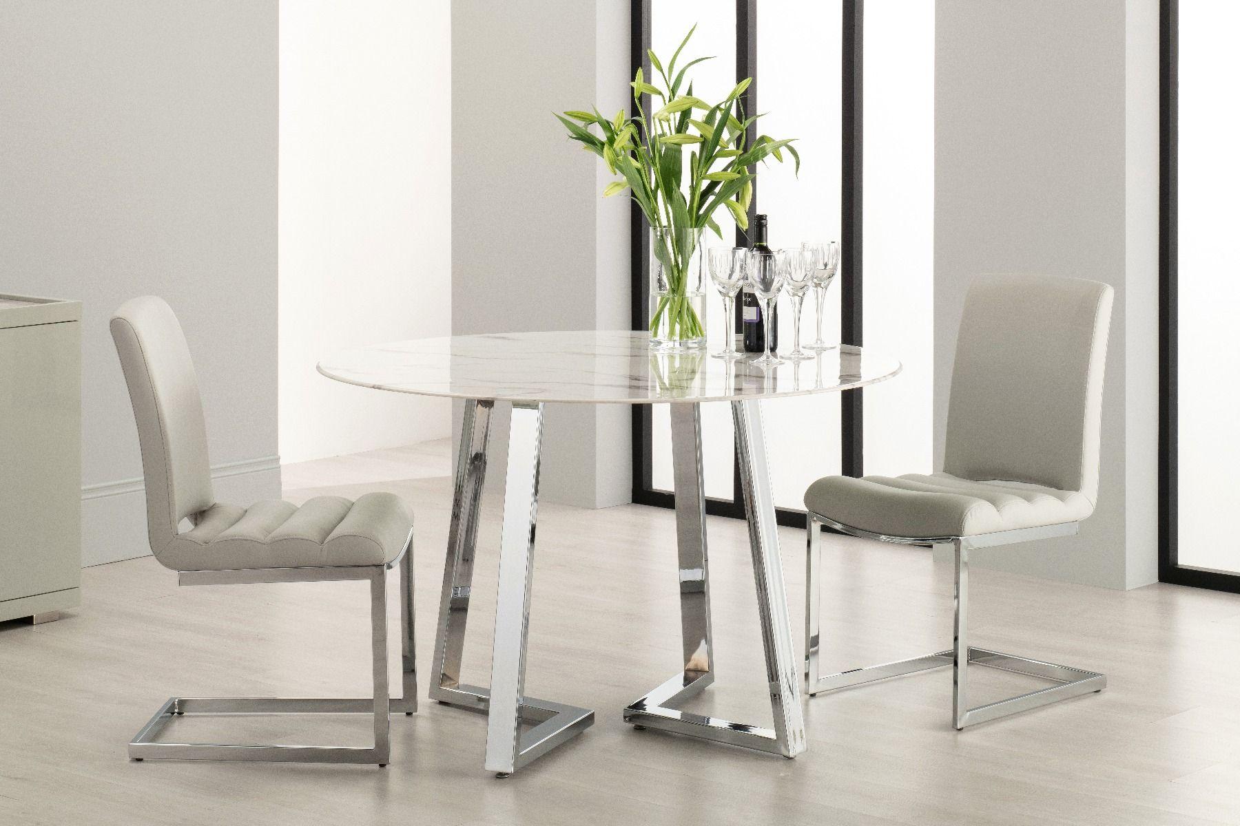 Skye Grey Dining Chair