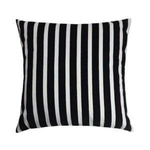 Sylvie Stripe Square Cushion
