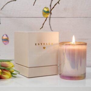 Estella Lily Blossom Candle
