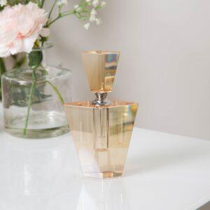 Estelle Champagne Perfume Bottle - 13.5cm
