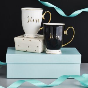 His & Hers Mugs Set of Two
