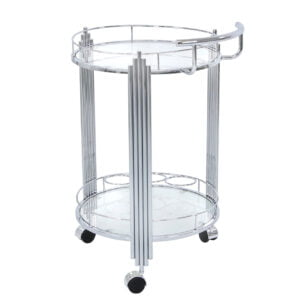 Lola Clear Drinks Trolley
