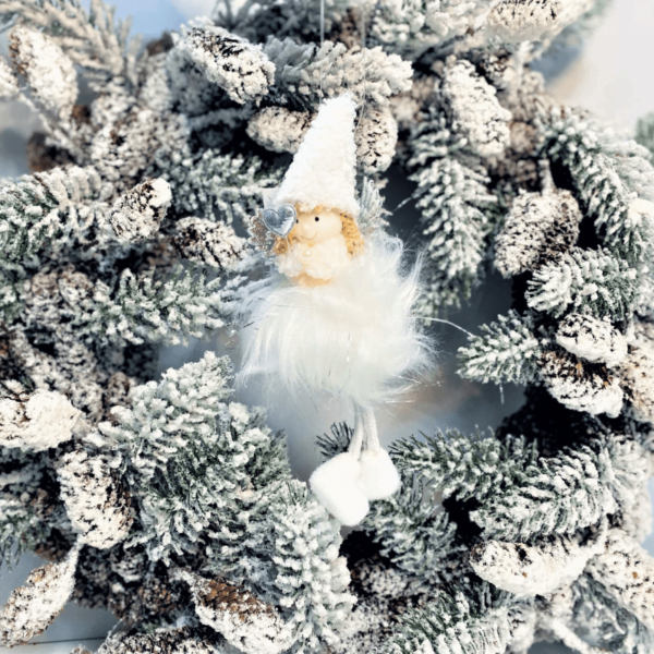 Fluffy Fairy Tree Decorations