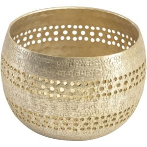 Amaya Champagne Candle Holder