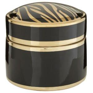 Signature Black Zebra Box - Two Sizes!
