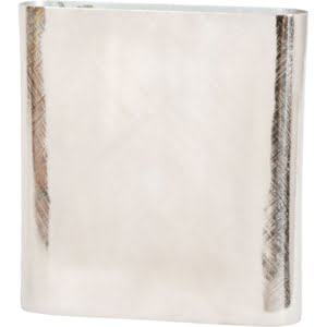 Emilia Streaked Aluminium Vase