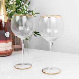 Estella Set of Two Gin Glasses