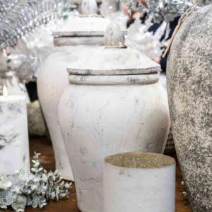 Honor Stone Ginger Jar