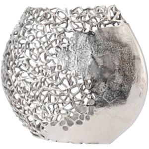 Emilia Coral Ellipse Vase