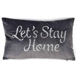 Hestia Velvet Home Cushion