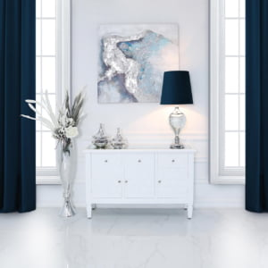 Morocco White Sideboard