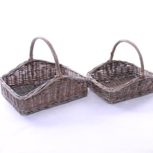 Set of Two Garden Baskets