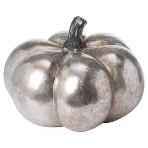 Honor Squat Silver Foil Pumpkin