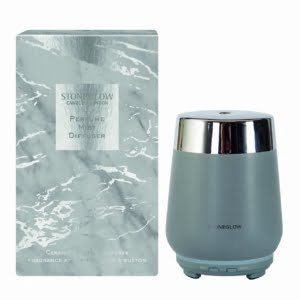 Luna Grey & Silver Perfume Mist Diffuser
