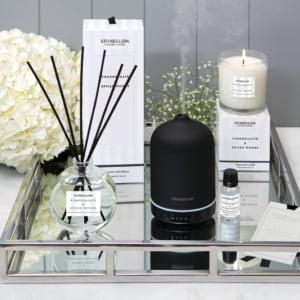 Modern Classic Black Perfume Mist Diffuser
